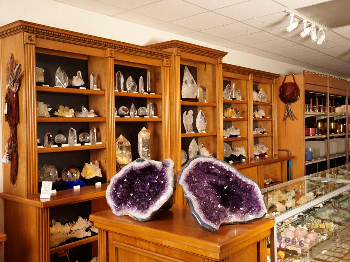 Large Brazilian Amethyst Geodes