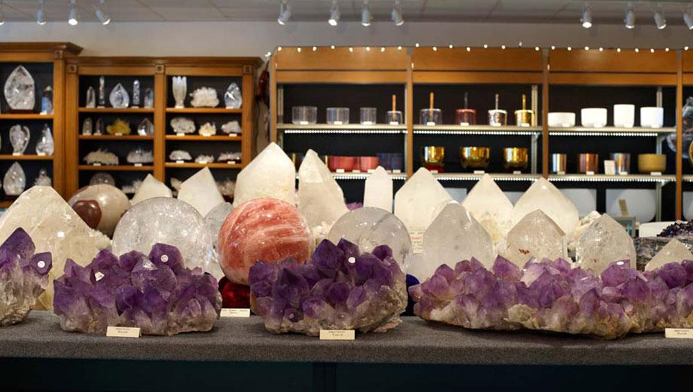Resultado de imagem para quartz crystals in house